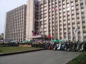Турчинов предлагает сепаратистам сдаться в обмен на свободу