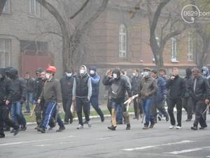 В Мариуполе сторонники единства Украины избиты до полусмерти