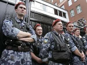 Донецкий «Беркут» не переходил на сторону пророссийских активистов