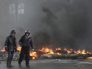 Славянские сепаратисты завладели серьезным оружием