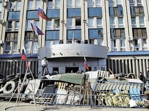 Луганские сепаратисты: мы ждем донецких координаторов