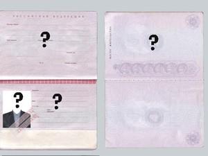В Луганскую область завозят бланки для российских паспортов?