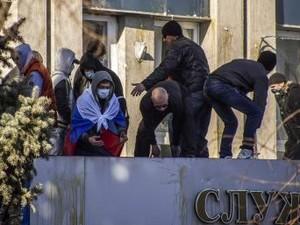 В СБУ знают, кто организовывал беспорядки на востоке Украины