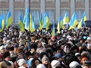 Милиция Донецка просит всех митингующих завтра воздержаться