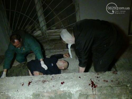 убитые и раненые в мариуполе