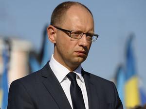 Яценюк рассказал, как сепаратистам получить амнистию