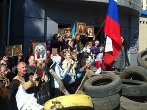 В Луганске пройдет «Сход» сепаратистов