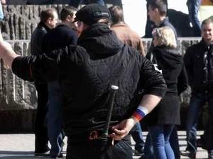 В Луганской области сторонников единства Украины обозвали фашистами и избили