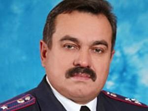 Полковник Виталий Колупай
