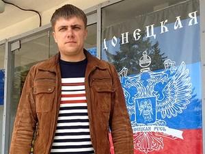 «Народный мэр» Горловки самоустранился