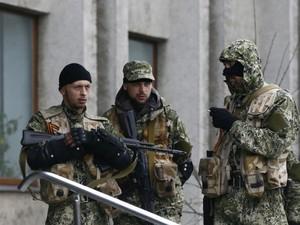 В Славянске утром была перестрелка: двое погибших, один раненный