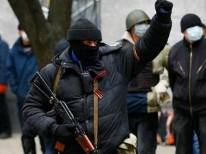 Сепаратисты в Донецкой области мобилизуются