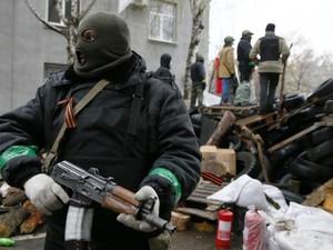 Военный эксперт успокоил: детей в Славянске не захватывали