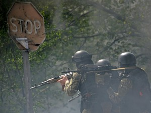Спецназ Славянск штурмовать не будет