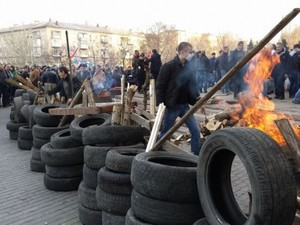 В Донецке запланировано нападение на сторонников единства Украины