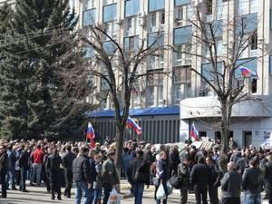 Турчинов сменил луганского начальника милиции