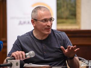 Михаил Ходорковский: «Главный коррупционер на европейском пространстве – это Владимир Путин»
