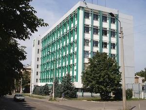 Центральное отделение «Приватбанка» в Луганске работает