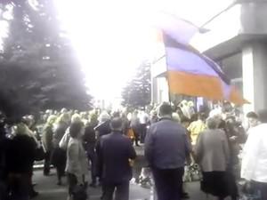 Горсовет в Дебальцево захватили сепаратисты