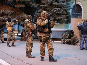 В Горловке похитили  руководителя Никитовского райотдела милиции