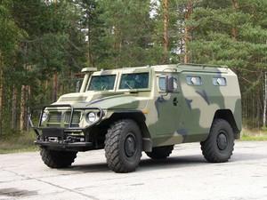 Жириновский отправил «Тигр» луганским сепаратистам