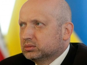 Турчинов окрестил «референдум» прикрытием убийств и других преступлений