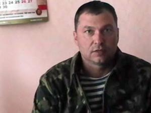 Народный губернатор «Луганской народной республики» уехал в Россию