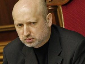 Турчинов требует от Госпогранслужбы объяснений по поводу Болотова