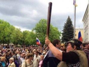В Алчевске сепаратисты распространяют листовки с угрозами