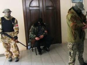 В Донецке похитили главу окружной комиссии