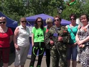 Сепаратистки подменяют мужчин на блокпостах под Луганском