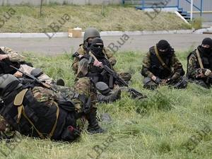 Под Донецком боевики расстреляли троих человек