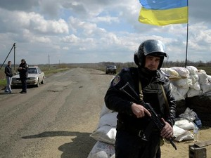 В Украину из РФ въехали неизвестные с оружием