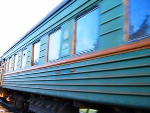 Под Луганском снова ходят поезда
