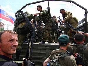 В ДНР подтверждают, что среди их боевиков могут быть чеченцы