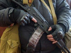 Вооруженные чеченцы появились и под Луганском