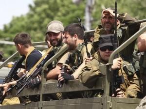 В это время Рамзан Кадыров заявляет, что никаких чеченцев в ДНР быть не может
