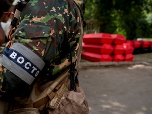 Почему тела убитых боевиков РФ вывозят из Украины