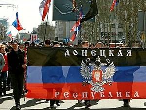 Пушилин считает, что власть ДНР контролирует ситуацию в регионе, «в отличие от Киева»