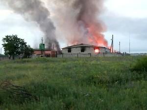 Российское ТВ попалось на вранье о стрельбе в Луганске