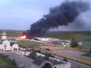 Луганск – пограничники ведут бой под звуки гимна Украины