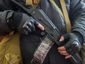 Сепаратисты окружили погранотряд в Свердловске