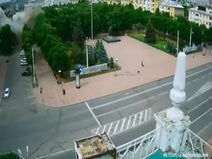 Каковы реальные причины взрыва у здания Луганской ОГА?