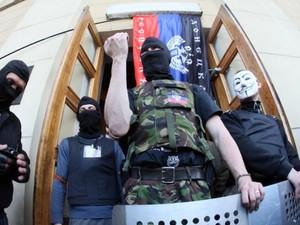 В Донецке у террористов остается более 200 заложников