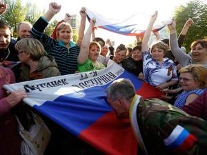 Луганчане могут ехать в Россию