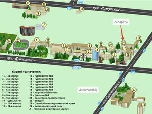 В Луганске террористы попросили студентов Восточноукраинского университета покинуть общежитие