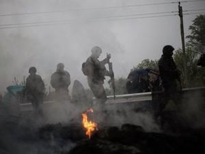 В Луганской области бои: шахтеры не работают, люди напуганы