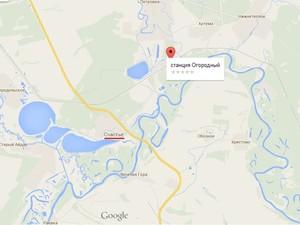 Под Луганском снова взорвали железную дорогу