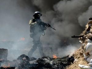 Бои идут вопреки режиму перемирия, установленному президентом. Перемирие было нарушено уже несколько раз.