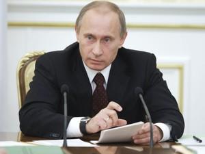 Путин готов поставить на границе украинских наблюдателей